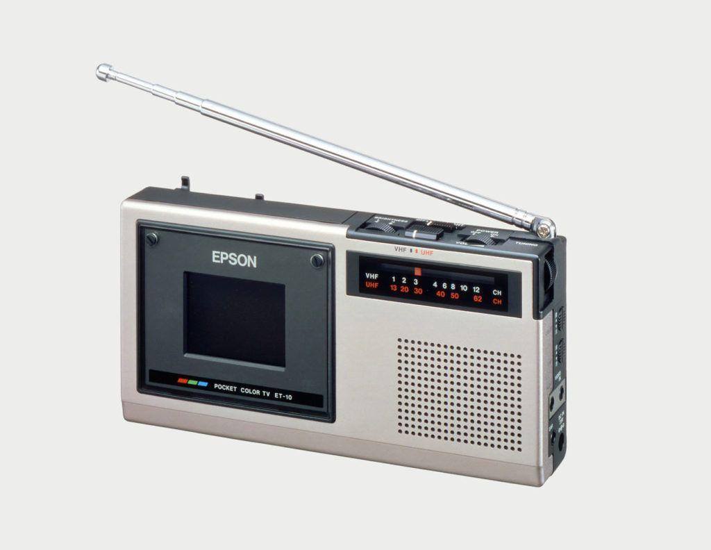 EPSON ET-10 años 80