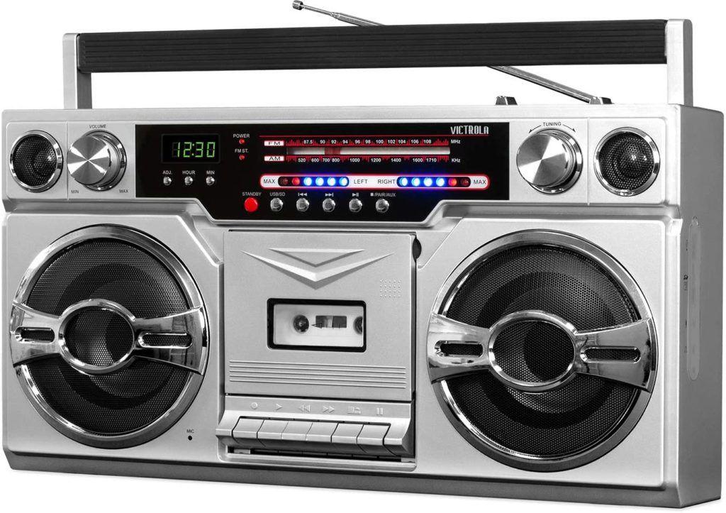 radiocasete años 80