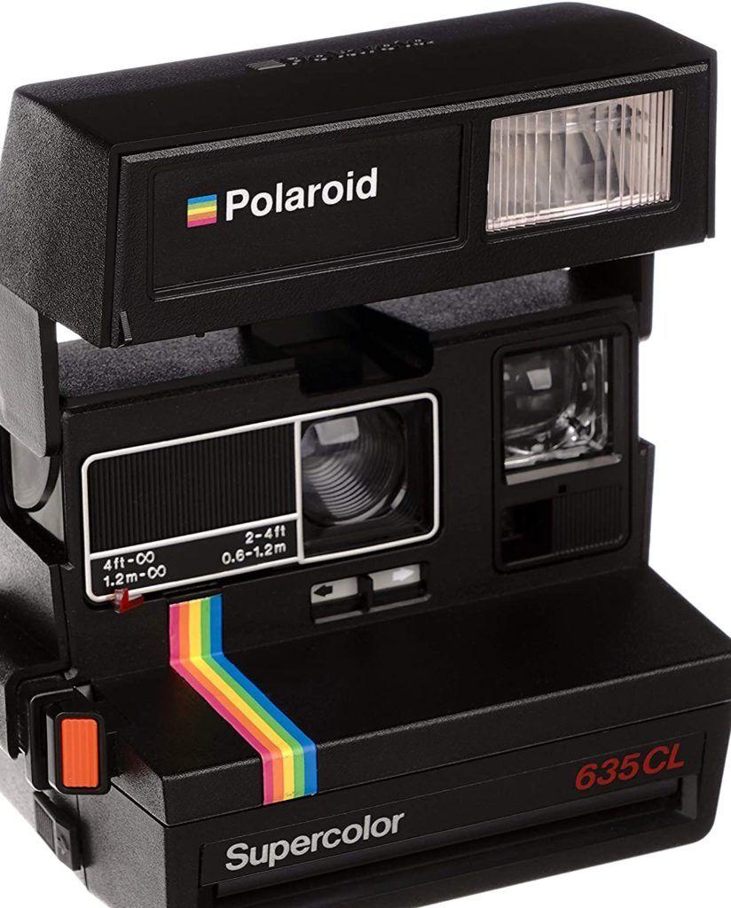 polaroid años 80